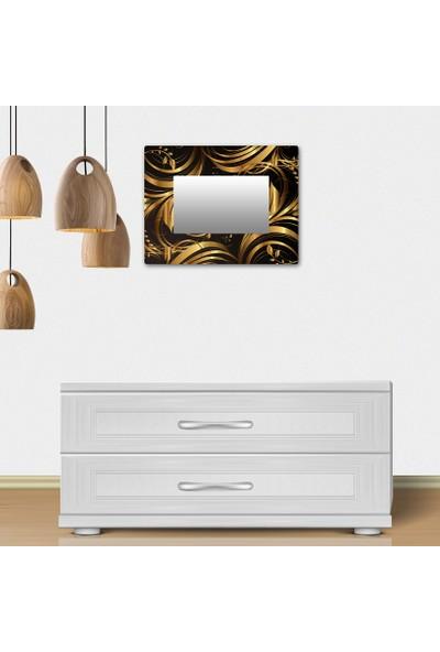 Cadran Modern Style 30x40 Cm Dekoratif Ayna AYC198