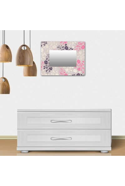Cadran Modern Style 30x40 Cm Dekoratif Ayna AYC215