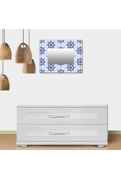 Cadran Modern Style 30x40 Cm Dekoratif Ayna AYC221
