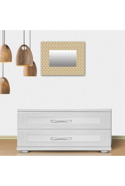 Cadran Modern Style 30x40 Cm Dekoratif Ayna AYC284
