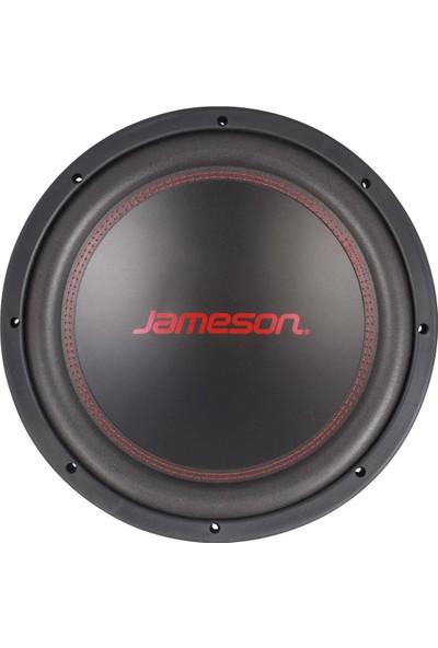 Jameson Jw-15 Oto Subwoofer 1500W 38 Cm Kabinsiz