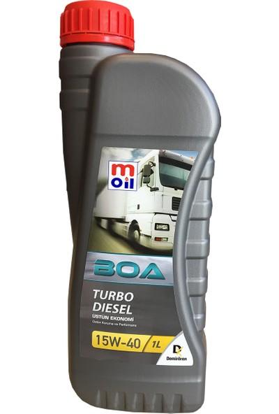 Moil Boa Turbo Diesel 15W-40 1 Litre Motor Yağı