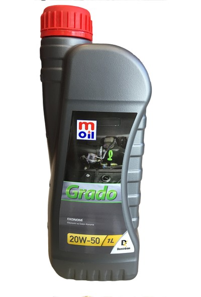 Moil Grado 20W-50 1 Litre Motor Yağı