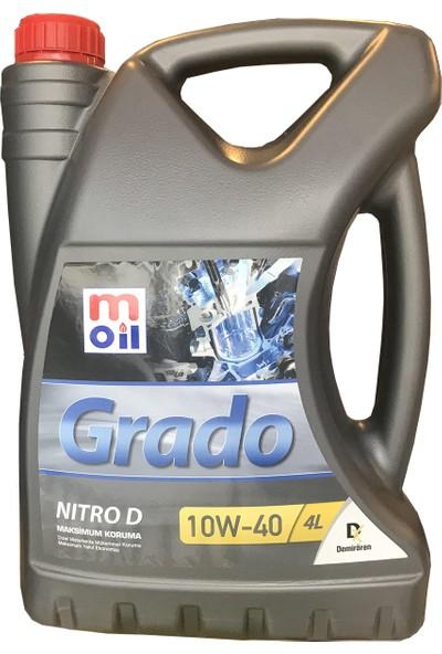 Moil Grado Nitro D 10W-40 4 Litre Motor Yağı