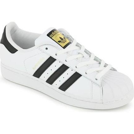 new arrival 9eae8 6acf0 Adidas C77153 Superstar W Kadın Deri Günlük Spor Ayakkabı