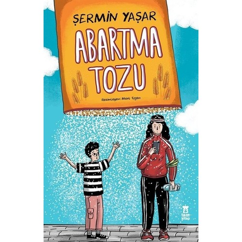 Abartma Tozu - Şermin Yaşar