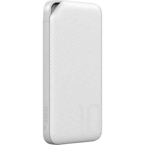 Honor 10000 mAh Taşınabilir Hızlı Şarj Cihazı Powerbank Beyaz - İnce ve Hafif Kasa - AP08L