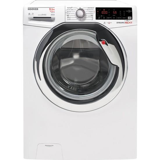 Hoover WDXOA 595AHC5-S A 9 kg Yıkama / 5 kg Kurutma NFC Bağlantılı 1500 Devir Çamaşır Makinesi