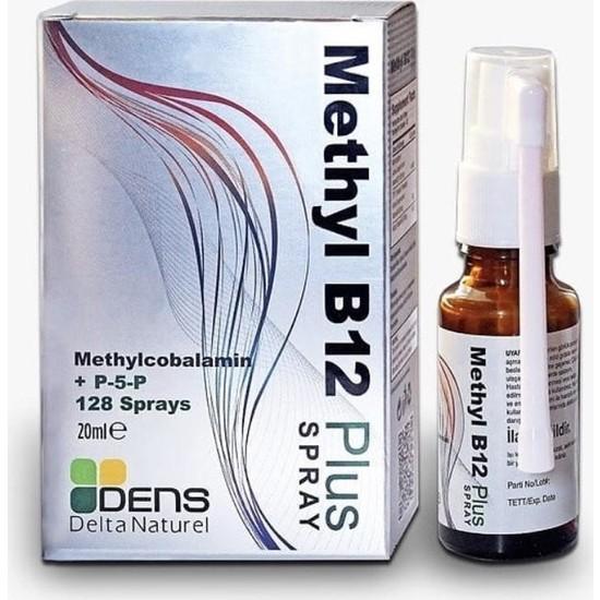 Methyl B12 Plus Methylcobalamin 128 Sprey 20 ml