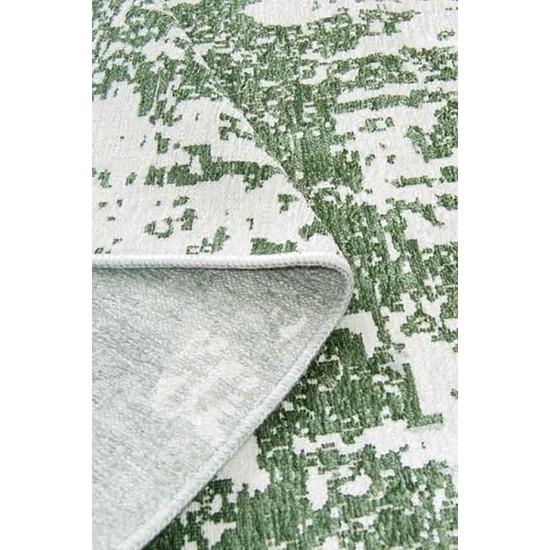 Halı Special Çift Taraflı Yeşil, Gri Modern Kilim - HS93515P