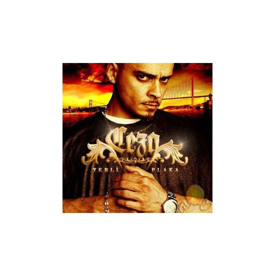 Ceza/Yerli Plaka (CD)
