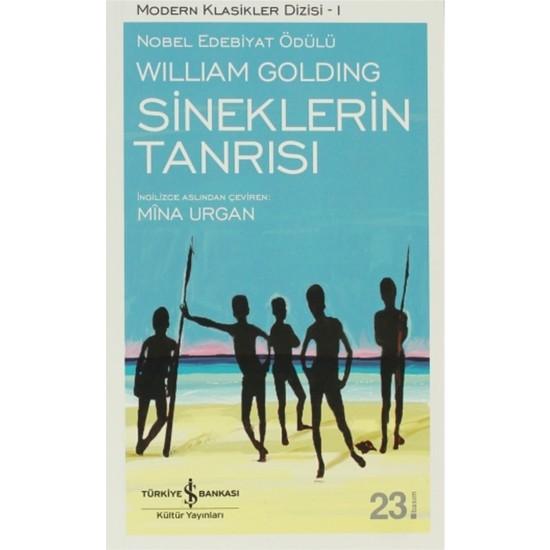 Sineklerin Tanrısı (Ciltsiz) - William Golding
