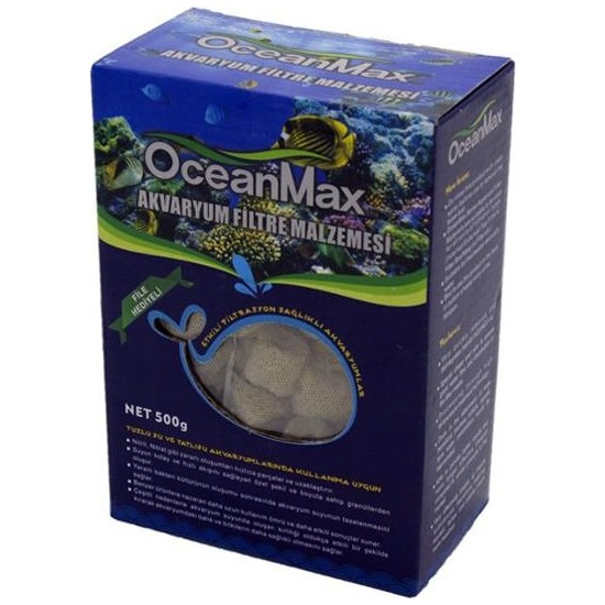 Oceanmax Porous Bio Ring 20Mm 500 Gr