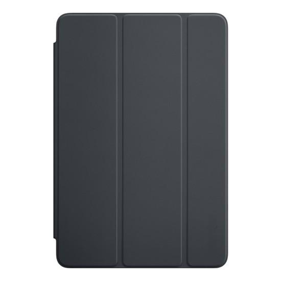 CresCent Apple iPad 6.Nesil (2018) LeatherSoft Smart Case Deri Tablet Kılıfı (A1893/A1954) 9.7 İnç Siyah