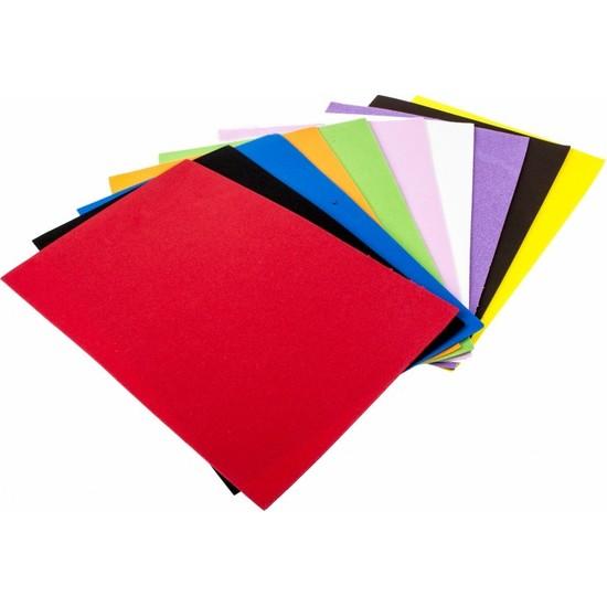 Melita Educolors 20X30 Düz Eva 10 Renk
