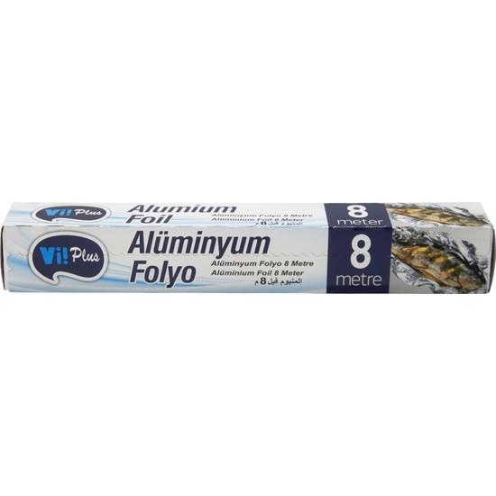 Vi! Plus Alüminyum Folyo 8 Metre