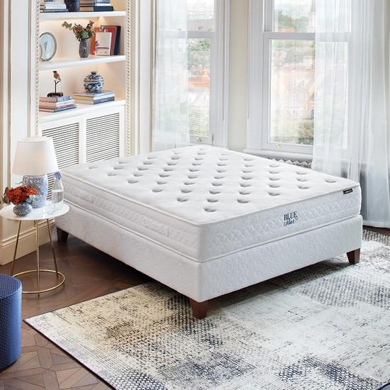 Yataş Bedding BLUE STAR DHT Yaylı Seri Yatak (Tek Kişilik - 90x190 cm)