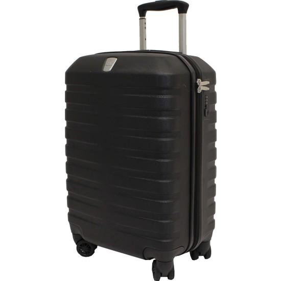 Ehs 106013 Büyük Boy Abs Polikarbon Bavul