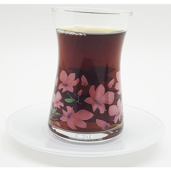 Paşabahçe Asya Çay Seti 12 Parça