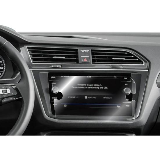 """IPG Volkswagen Tiguan/T-Roc 2018 8"""" Navigasyon Görünmez Ekran Koruyucu"""