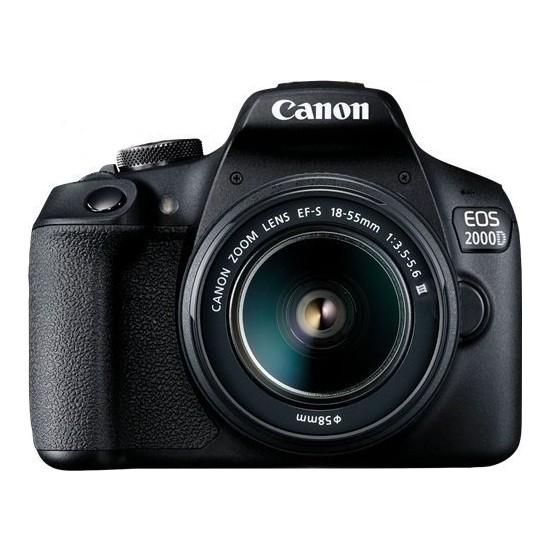 Canon Eos 2000D 18-55MM Dc Iıı (2 Yıl Canon Eurasia Garantili)