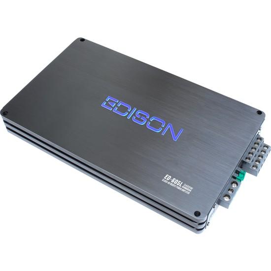 Edison Ed-605L 3400W 5 Kanal Oto Anfi