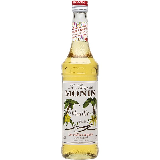Monin Vanilya Şurubu 700 ml