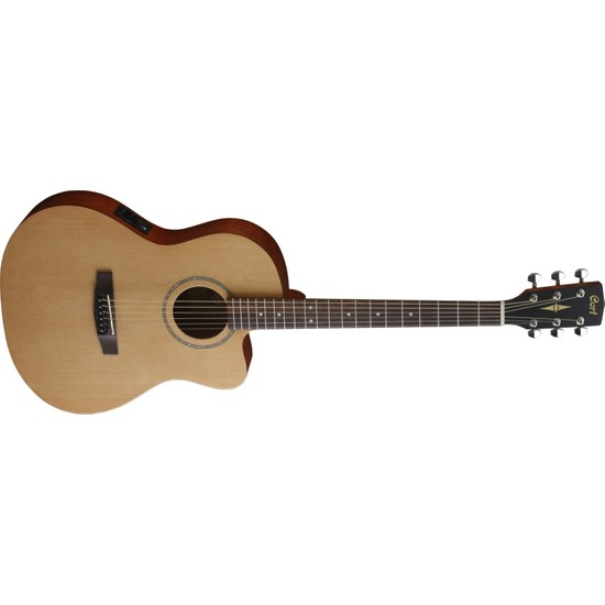 Cort Jade1E-Op Elektro Akustik Gitar (Kılıf Hediyeli)