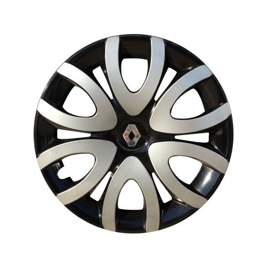 """Şanlı Tuning Renault Clio 4 15"""" Jant Kapağı 4 Lü Takım"""