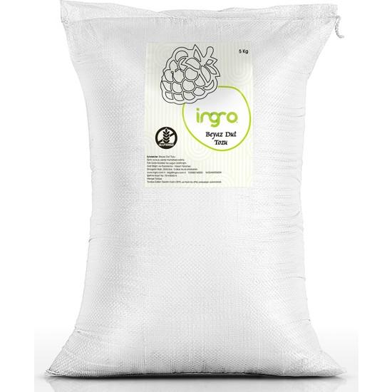Ingro Beyaz Dut Tozu 5000 g