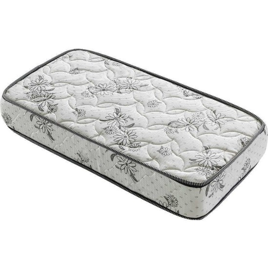 Mc Blue Jakarlı Kumaş Yaylı Yatak Lüx Soft Yaylı Yatak 60 x 110 cm