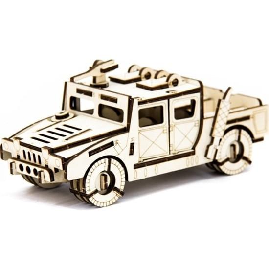 Miko D3D Model Hummer