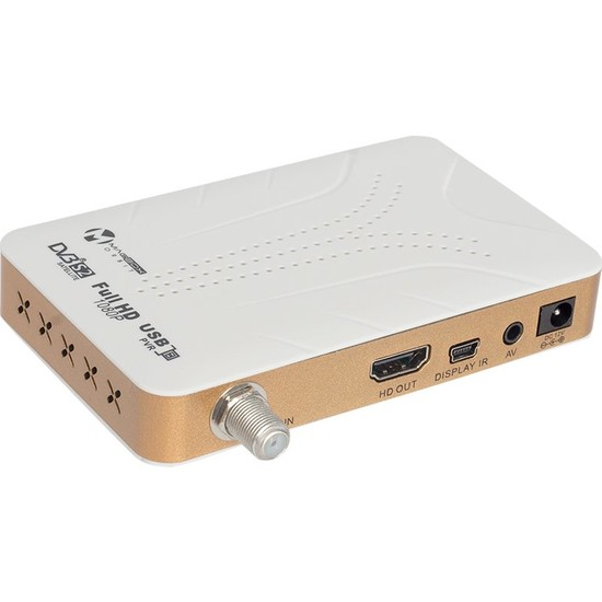 Magbox Orbit Mini Hd Tkgs Li Uydu Alıcısı