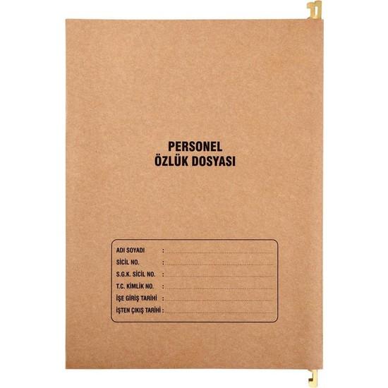 Ulaş Personel Özlük Dosyası Askılı 8 Yaprak