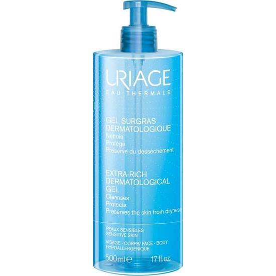 Uriage Extra Rich Dermatological Gel 500 ml