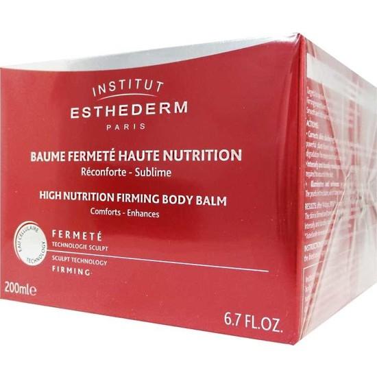 Esthederm High Nutrition Firming Body Balm 200 ml