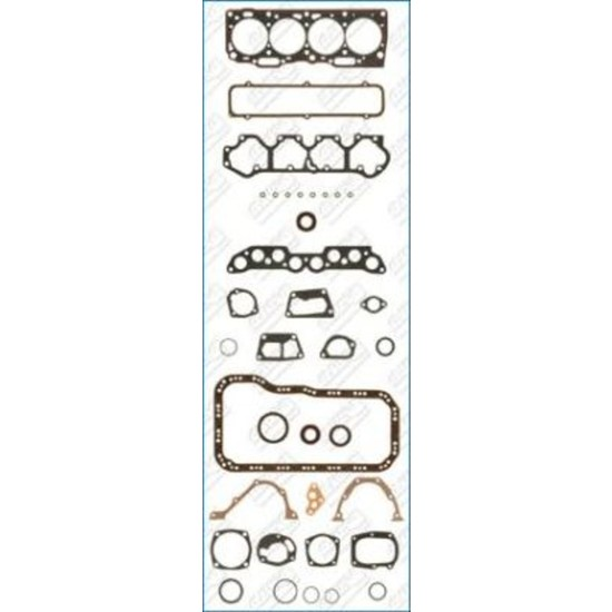 Oto-Conta Motor Full Tk.Skt Keçelı Subap Lastiklı Tempra Slx