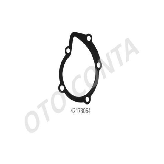 Oto-Conta Devirdaim Contası Kaucuk Kaplı Metal Partner 1.9D Dw8