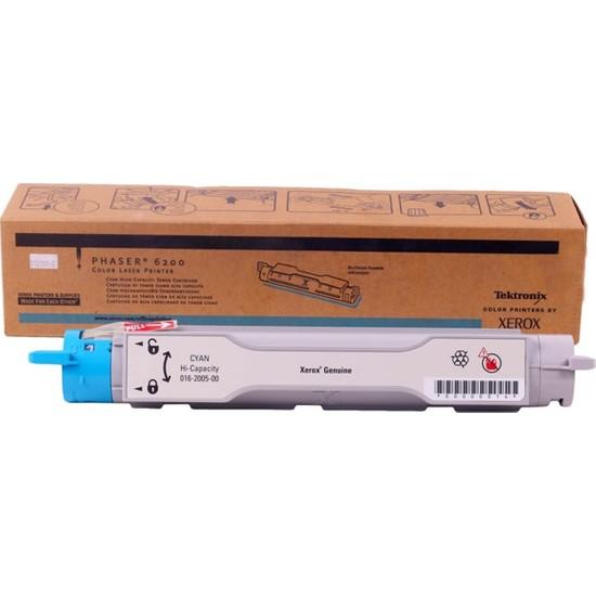 Xerox Phaser 6200 Mavi Toner 016200500