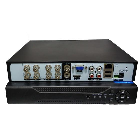 Elcam Ahd 8 Kanal Dvr Güvenlik Kamera Kayıt Cihazı Xmeye Yazılım Full Hd 1080