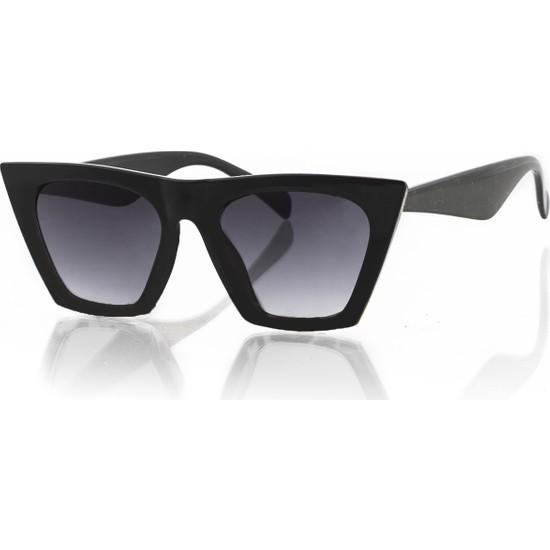 Silvio Monetti Sm19Sm8045R001 Siyah Kadın Güneş Gözlüğü