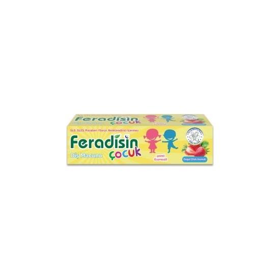 Feradisin Diş Macunu Çocuk (50 Ml)