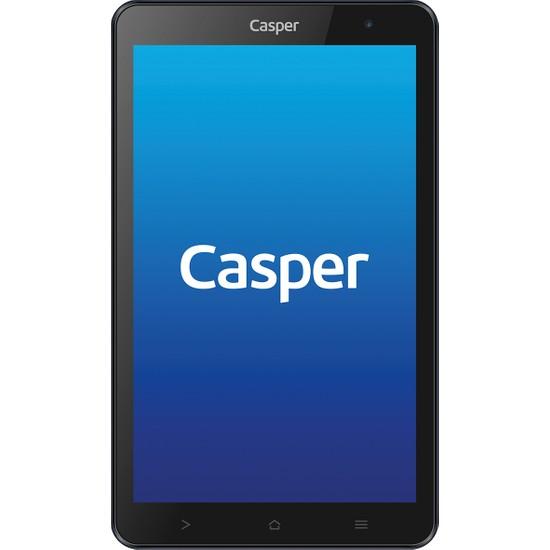 """Casper S38 16GB 8"""" IPS Tablet - Mavi"""
