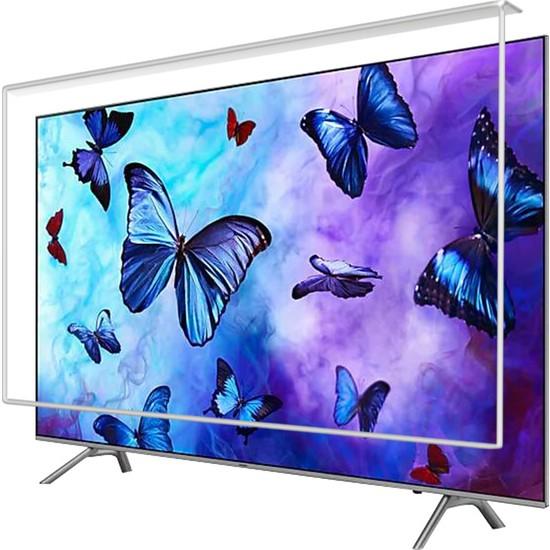 Etiasglass Samsung 55Mu9000 Tv Ekran Koruyucu / Ekran Koruma Camı