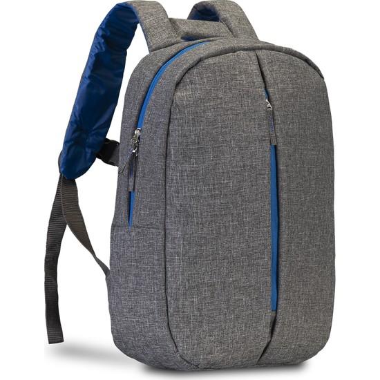 Classone BP-M304 14 inç Notebook Sırt Çantası-Gri