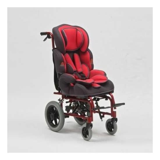Wollex W258 Özellikli Çocuk Manuel Tekerlekli Sandalyesi