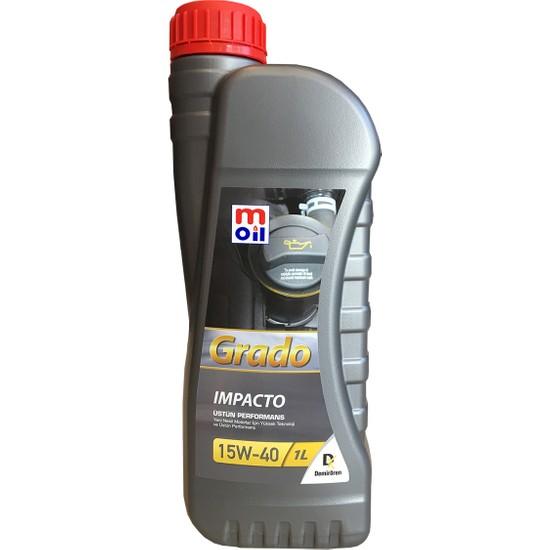Moil Grado İmpacto 15W-40 1 Litre Motor Yağı