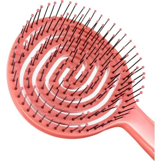 Nascita Pro Üç Boyutlu Oval Saç Fırçası -02