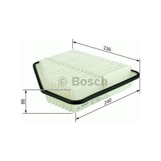 Bosch Hava Filtresi