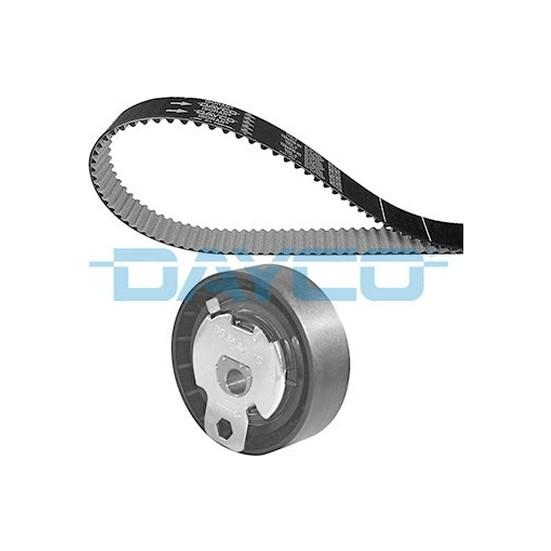 Dayco Triger Gergi Seti Teflon Kayışlı Ford Connect 1.8 Tdcı 02 13 Day Ktb470